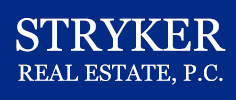 stryker real estate pc logo